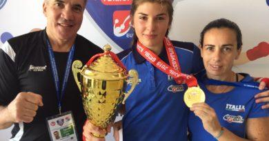 Torna la boxe a Fermo, grande attesa per la pesarese Valentina Marra