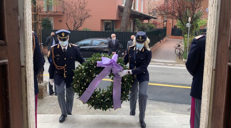 Anche a Pesaro una sobria celebrazione per il 169° Anniversario della Fondazione della Polizia di Stato
