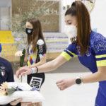 L'elpidiense Giulia Presti due volte tricolore agli indoor di pattinaggio-corsa di Pescara