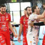 Gara 1 della finale scudetto è della Cucine Lube: espugnato il Pala Barton di Perugia per 3-1