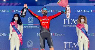 Una tappa tutta marchigiana per il Giro d'Italia, con i riflettori puntati sull'entroterra e sulle sue attrattive