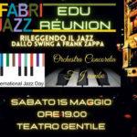 "Sabato Fabri Jazz presenta ""Edu Réunion"" al Teatro Gentile di Fabriano"