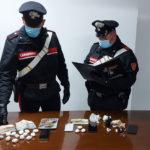 Aumenta in tutta la provincia lo spaccio di droga, tre albanesi arrestati dai Carabinieri