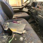 Danneggiato dai vandali il pulmino dell'Atletica Osimo