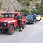 Perde l'orientamento nel sentiero del Monte Revellone, rintracciato e soccorso dai Vigili del fuoco