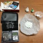 Trovato in casa con la cocaina, arrestato dagli agenti della Squadra Mobile