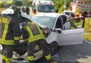 Nuovo incidente lungo la Provinciale 105, i feriti trasportati in ospedale