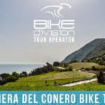 Il 2021 di Bike Division Tour Operator riparte dalla Riviera del Conero