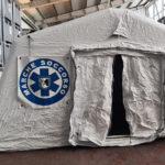 Quattro nuove strutture mediche campali per le Centrali operative dell'emergenza sanitaria