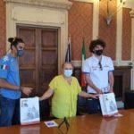 Forza ragazzi! Ad Ancona sindaco e assessore salutano i giovani olimpionici in partenza per Tokyo / Video