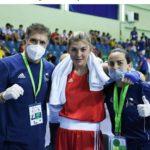 Ancora un podio internazionale per Valentina Marra, talentuosa atleta del Boxing Club Pesaro di Antonio Raspugli
