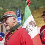 Inaugurata ad Arquata del Tronto un'epigrafe per ricordare la sosta di Giuseppe Garibaldi