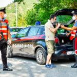Intensificati dai Carabinieri i controlli anche nei centri dell'entroterra