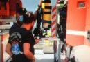 Il giro d'Italia in moto con i ragazzi down fa tappa nelle Marche / Video