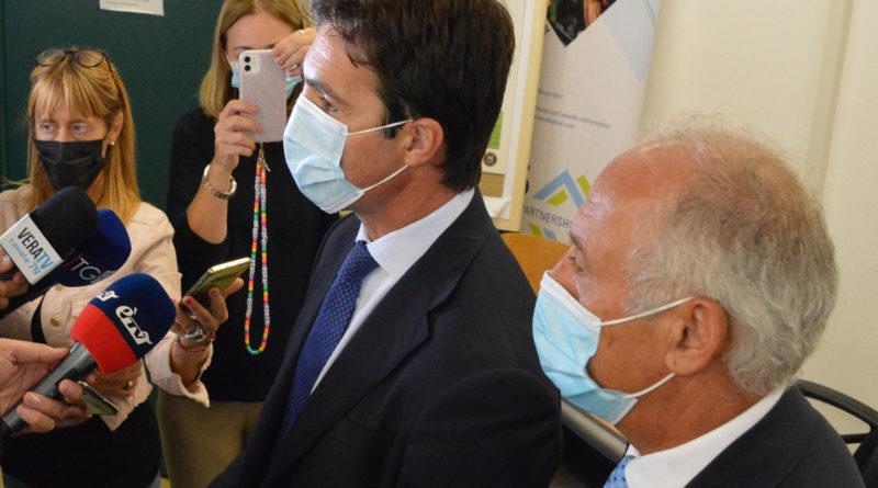 Nelle Marche in campo 84 medici specialisti per potenziare le cure domiciliari ai malati Covid