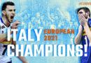 Balaso e Anzani fondamentali nell'Italvolley Campione d'Europa