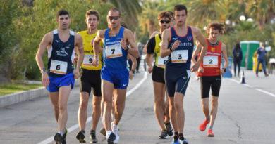 Michele Antonelli campione italiano a Grottammare!