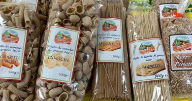 Con 3,7 milioni di quintali di grano duro Marche protagoniste del Pasta Day