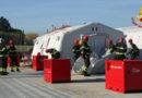 I Vigili del fuoco delle Marche impegnati nell'esercitazione nazionale per l'emergenza / Video